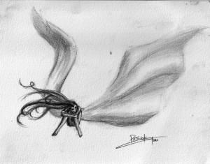 Shaula Bluestar, by Patrick Tsao